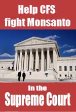 CFS fights Monsanto