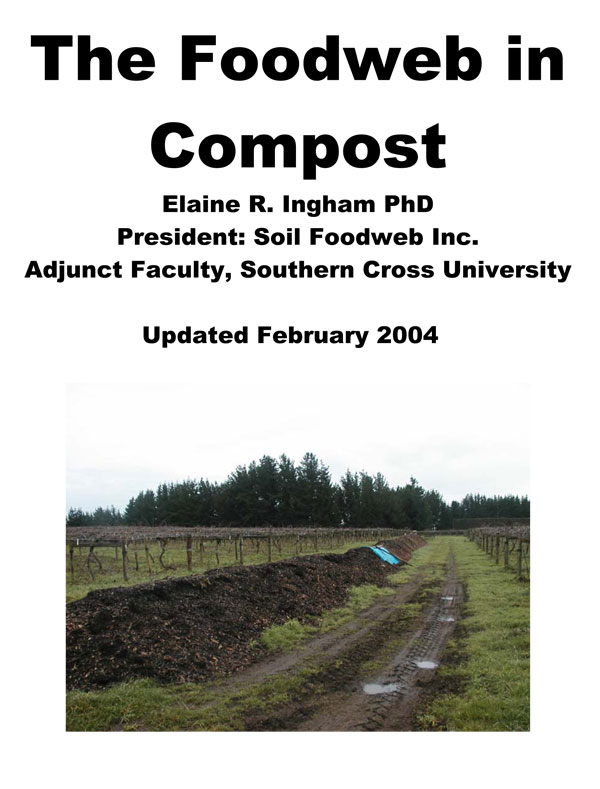 The Foodweb in Compost