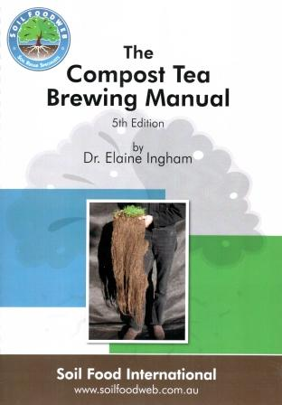 Compost Tea Brewing Manual (5th edition)